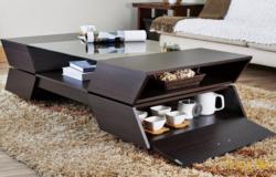 Bố trí sofa, bàn trà đúng cách sẽ tăng vượng khí cho phòng khách