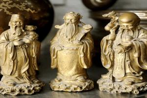 Ý nghĩa phong thủy của 03 tượng Phúc – Lộc – Thọ