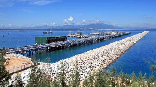 cảng dung quốc