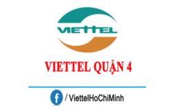 Lắp Mạng Viettel Quận 4 Nhanh Chóng, Tiện Lợi