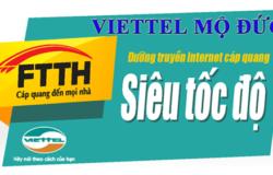 Lắp Mạng Viettel Mộ Đức tại nhà nhanh chóng, tiện lợi nhất