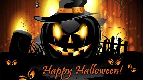 biểu tượng ngày halloween
