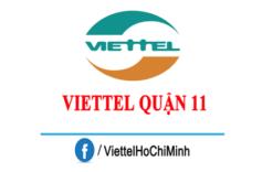 Tại sao nên chọn Lắp Mạng Viettel Quận 11?