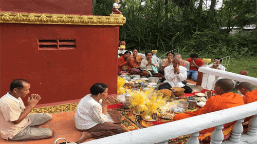 lễ hội pchum chen campuchia news gle
