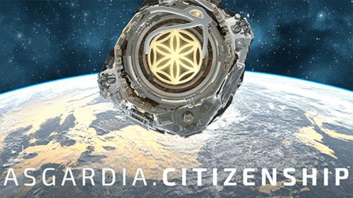 tuyển công dân trên trái đất thành lập quốc gia đầu tiên trong vũ trụ 1