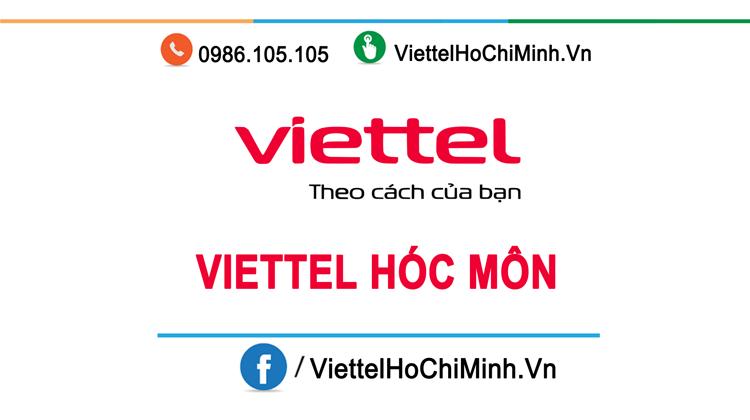 lắp mạng wifi internet viettel huyện hóc môn