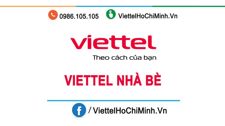 lắp mạng wifi internet viettel huyện nhà bè
