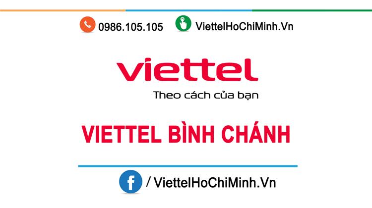 lắp mạng wifi internet viettel huyện bình chánh