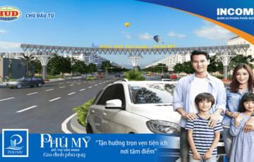 Phân Khu Phú Quý – Khu Đô Thị Phú Mỹ – Shophouse Quảng Ngãi
