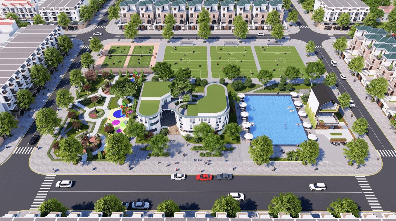 dự án new center nghĩa hành quảng ngãi